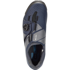 Shimano SH-XC3 Bike Shoes Wide Men, navy